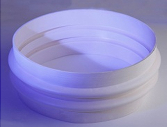 Moulded Rubber convoluted flexible connection